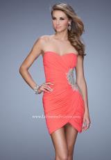 La Femme Short 21344.  Available in Light Mint, Pink Grapefruit