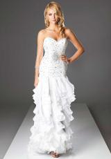 Landa Pageant US808.  Available in White