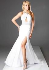 Landa Pageant US813.  Available in White