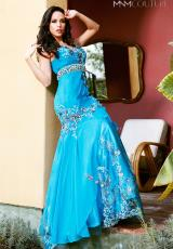 MNM Couture 6687.  Available in Purple, Turquoise