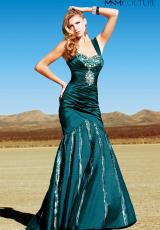 MNM Couture 6804.  Available in Gold, Sherry, Silver, Teal