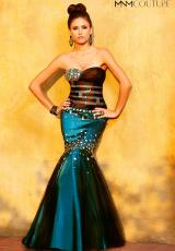 MNM Couture 7497.  Available in Teal