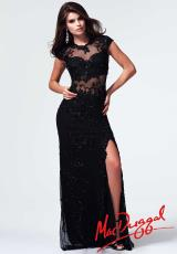 MacDuggal 1903M.  Available in Black, Ivory