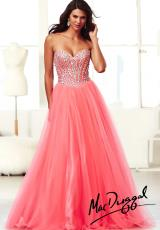 MacDuggal 48052H.  Available in Neon Coral, Ocean Blue