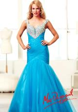 MacDuggal 48120H.  Available in Turquoise