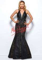 MacDuggal 48298R.  Available in Black/Nude