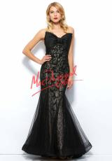 MacDuggal 48302R.  Available in Black/Nude