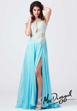 MacDuggal 61368M.  Available in Aqua, Ice Pink, Ivory/Nude