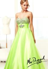 MacDuggal 61614H.  Available in Neon Lime, Neon Pink