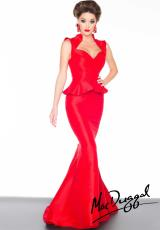 MacDuggal Cocktail 61726R.  Available in Deep Purple, Red