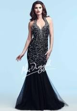 MacDuggal 61785Y.  Available in Black/Silver