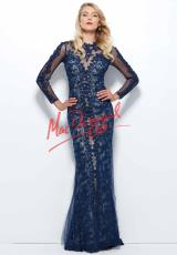 MacDuggal 61913R.  Available in Navy/Nude