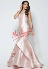MacDuggal Cocktail 62002M.  Available in Aqua, Blush