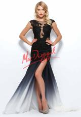 MacDuggal 62025R.  Available in Black/Ombre
