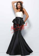 MacDuggal 62097R.  Available in Black/Ivory