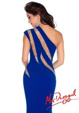 MacDuggal Cocktail 70000R.  Available in Ivory, Sapphire