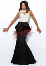 MacDuggal 76811R.  Available in Black/White
