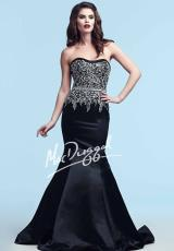 MacDuggal 82121Y.  Available in Black/Silver, Peacock