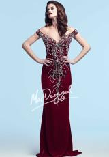 MacDuggal 82131Y.  Available in Red, Sapphire
