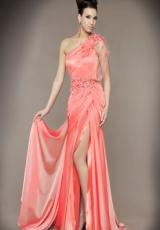 MacDuggal Couture 1157D.  Available in Coral