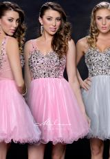 Milano Formals E1699.  Available in Pink, Silver