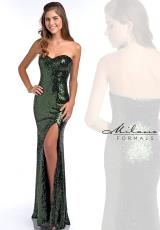 Milano Formals E1785.  Available in Green