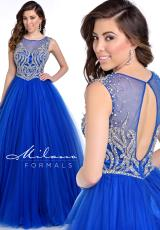Milano Formals E1818.  Available in Royal