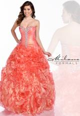 Milano Formals E1529.  Available in Orange