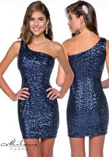 Milano Formals E1606.  Available in Blue
