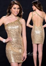 Milano Formals E1684.  Available in Gold