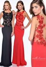 Milano Formals E1637.  Available in Black, Red