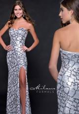 Milano Formals E1791.  Available in Silver