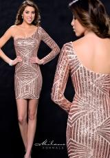 Milano Formals E1690.  Available in Nude