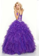 Mori Lee 93089.  Available in Bright Purple, Hot Pink, Light Aqua