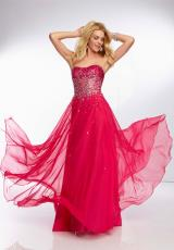 Mori Lee 95007.  Available in Bright Fuchsia, Bright Purple