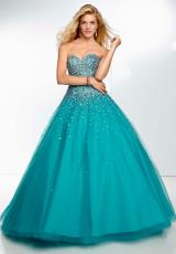 Mori Lee 95008.  Available in Capri, Pink Panther, Toxic