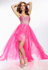 Mori Lee 95013.  Available in Hot Pink, Shimmer Gold