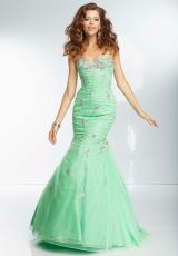 Mori Lee 95020.  Available in Champagne/Rose, Mystic Blue, Mystic Mint