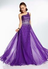 Mori Lee 95023.  Available in Bright Purple, Neon Orange, Neon Pink, Red Hot