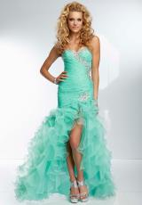 Mori Lee 95079.  Available in Coral, Iced Pink, Mint