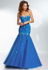 Mori Lee 95123.  Available in Black, Red, Royal
