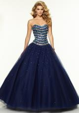 Mori Lee 97094.  Available in Deep Purple, Navy, Sizzle