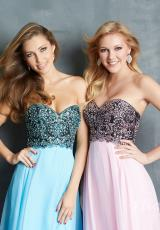 Night Moves 7102.  Available in Black/Pink, Black/Turquoise