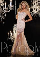 Panoply 14614.  Available in Nude/Jade, Nude/Pink, Nude/Purple