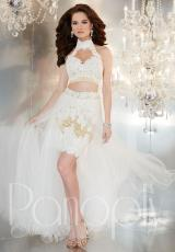 Panoply 14659.  Available in Black/Nude, Ivory/Nude