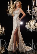 Panoply 44229.  Available in Champagne/Nude, Teal/Nude