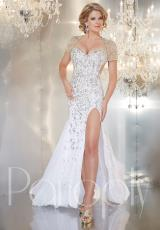 Panoply 44248.  Available in Nude/Nude, White/Nude