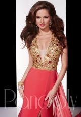 Panoply 44252.  Available in Black/Gold, Poppy/Gold, White/Silver