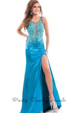 Rachel Allan 6427.  Available in Gunmetal, Purple, Teal