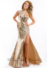 Party Time Dresses 6442.  Available in Black, Gold, Turquoise